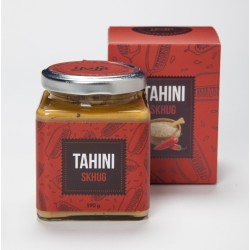 Tahini mit Zhug Yoffi
