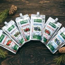 Phytococtail mit Fichtenzellsaft und Heidelbeersaft, Bioeffective 220 ml