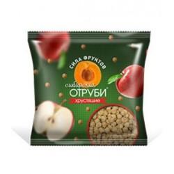 Knusprige Weizenkleie mit Früchten, 100g