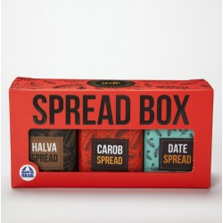 "Набор паст ""Spread box"" Yoffi"