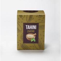 Tahini mit Zaatar Yoffi