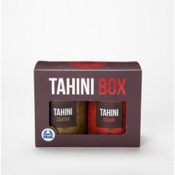 """Набор паст """"Sweet Tahini Box"""" Yoffi"""