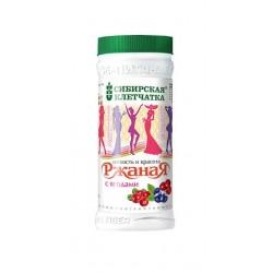 Сибирская клетчатка «Ржаная с ягодами», 350 г