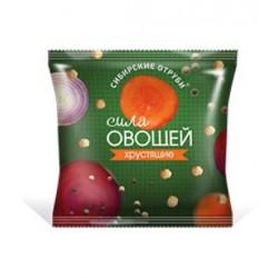 Knusprige Weizenkleie mit Gemüse, 100g