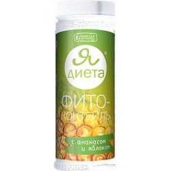 Phyto coctail mit Ananas und Apfel von Siberian Fiber, 170g