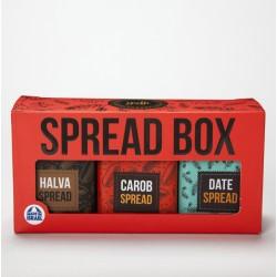 "Набор паст ""Spread box"" Yoffi"